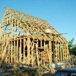 2007 122 krovl 24 150x150 - Монтаж кровли каркасного дома 121 м2