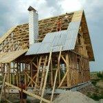 2007 122 krovl 40 150x150 - Монтаж кровли каркасного дома 121 м2