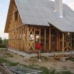 2007 122 krovl 43 150x150 - Монтаж кровли каркасного дома 121 м2