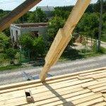 2007 122 krovl 8 150x150 - Монтаж кровли каркасного дома 121 м2