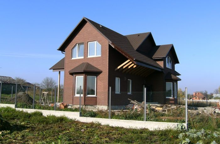 2009 г Каркасный дом 225 м2