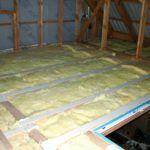 DSCF1598 150x150 - Утепляем перекрытия каркасного дома 121м2