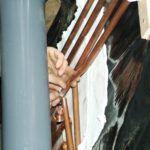 Пайка медных труб в каркасном доме