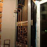 Коллектор разводки отопления