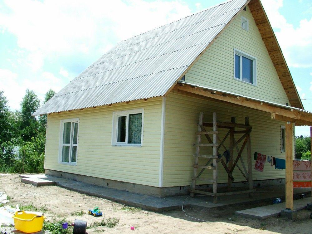 проекты экономичных домов