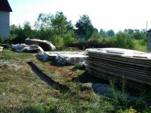 Антисептирование лесоматериала