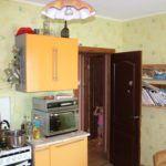 Кухня после заселения