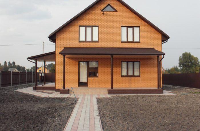 2009 г Дом 170 м2 с тепловым насосом