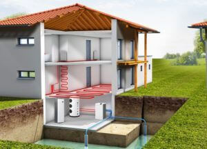 Дом с низким энергопотреблением