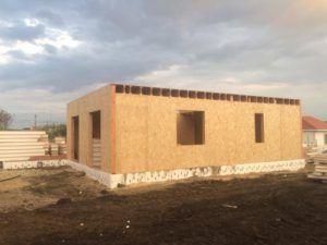 2017 SIP 21 300x225 - 2017 Дом 131 м2 из SIP в Киевской области