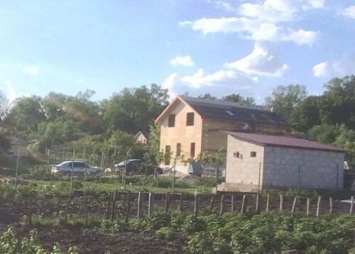 2017 Дом 131 м2 из SIP в Киевской области