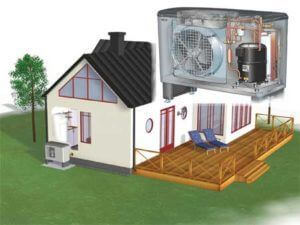 otopl3 300x225 - Цены на комплекты воздушных тепловых насосов