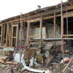 Разбираем старый дом из кирпича киев