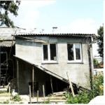 Пристройка до реконструкции