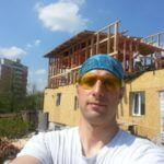 Строительство каркаса второго эт Киев