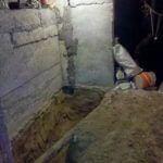 Заливка новых фундаментов каркасного дома