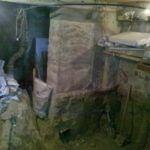 Устройство центральной несущей стены каркасного дома