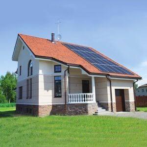 solar house ukraine 300x300 - Оценка способности крыши для установки солнечных модулей
