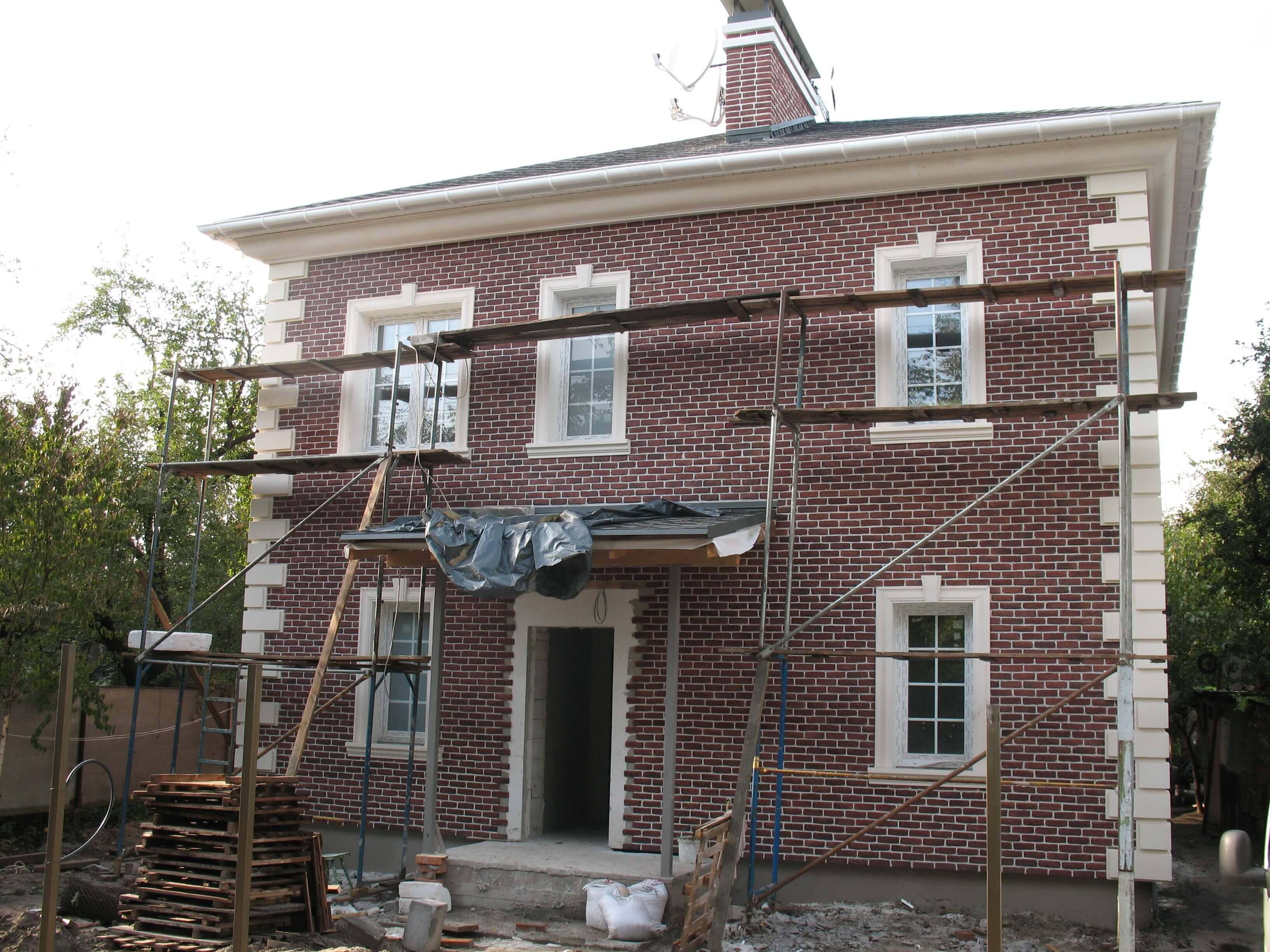 строительство энергоэффективных домов в киеве
